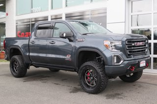 New 2019 GMC Sierra 1500 4WD Crew Cab 147 AT4
