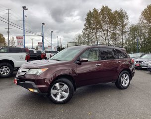 Used 2008 Acura MDX 4WD 4dr Tech Pkg