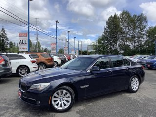 Used 2011 BMW 7 Series 4dr Sdn 750i xDrive AWD