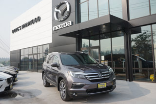 Used 2017 Honda Pilot Elite AWD