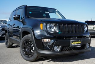 New 2019 Jeep Renegade Altitude FWD Sport Utility
