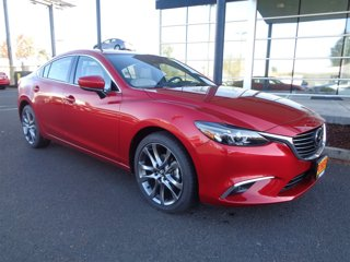 2017 Mazda6 Grand Touring 4dr Car