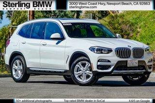 2019-BMW-X3-sDrive30i-Sports-Activity-Vehicle