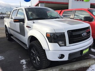 Used 2013 Ford F-150 Supercrew FX4 5 1-2