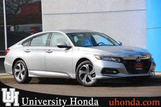 New 2018 Honda Accord Sedan EX-L 1.5T CVT