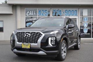 New 2020 Hyundai Palisade SEL AWD Sport Utility