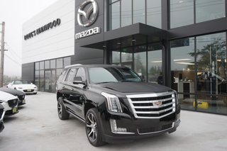 Used 2017 Cadillac Escalade 4WD 4dr Premium Luxury