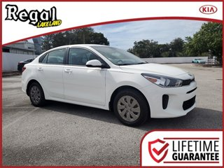 New 2020 KIA Rio in Lakeland, FL
