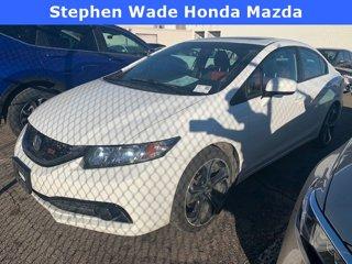 Used 2014 Honda Civic Sedan 4dr Man Si