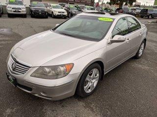2005 Acura RL 4dr Sdn AT