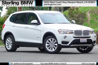 2017-BMW-X3-sDrive28i-Sports-Activity-Vehicle