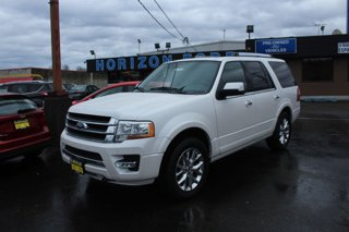 New 2017 Ford Expedition Limited 4x4