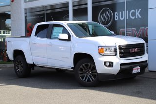 New 2020 GMC Canyon 4WD Crew Cab 128 SLE