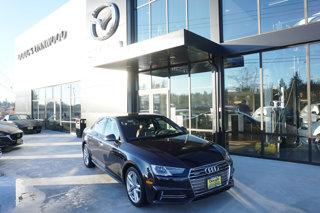 Used 2017 Audi A4 2.0 TFSI Auto Season of Audi Premium quattro AWD