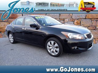 Used 2009 Honda Accord Sdn 4dr V6 Auto EX