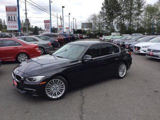 Used 2013 BMW 3 Series 4dr Sdn ActiveHybrid 3