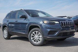 New 2020 Jeep Cherokee Latitude 4x4 Sport Utility