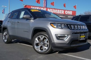 Used 2019 Jeep Compass Limited FWD Sport Utility