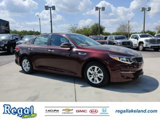 Used 2017 KIA Optima in Lakeland, FL