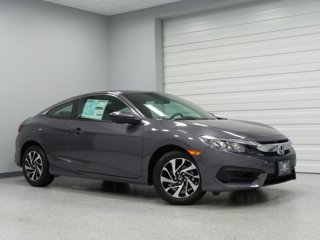 New 2017 Honda Civic Coupe LX CVT
