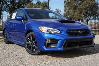 New 2020 Subaru WRX Manual 4dr Car
