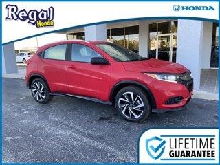 New 2020 Honda HR-V in Lakeland, FL