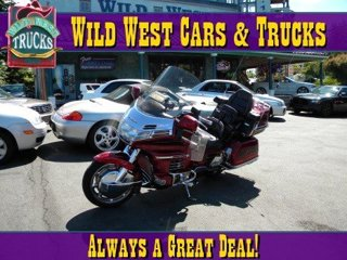 Used 1996 Honda Gold Wing GL1500 SE