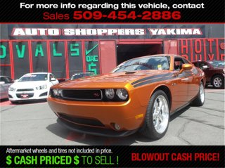 Used 2011 Dodge Challenger 2dr Cpe R-T Classic