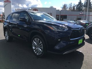 New-2020-Toyota-Highlander-Hybrid-Limited-Platinum-AWD