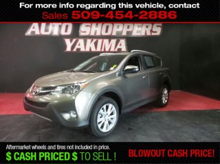 Used 2014 Toyota RAV4 FWD 4dr Limited