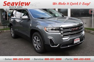 New 2021 GMC Acadia AWD 4dr SLT