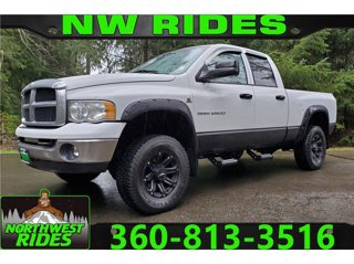 2005 Dodge Ram Pickup 2500 SLT 4x4 Cummins Diesel Pickup 6 1-4 ft