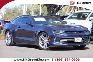 Used 2016 Chevrolet Camaro 2dr Cpe 1LT