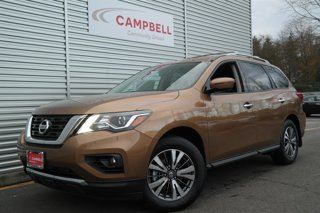 New 2017 Nissan Pathfinder 4x4 SL
