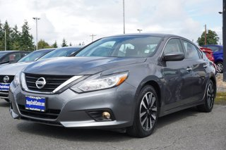 Used 2018 Nissan Altima 2.5 SV Sedan