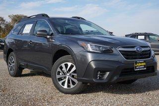 New 2021 Subaru Outback Premium CVT Sport Utility