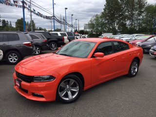 Used 2018 Dodge Charger SXT Plus RWD