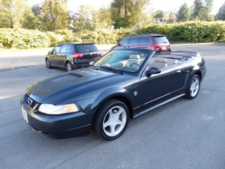 Used 1999 Ford Mustang 2dr Convertible GT