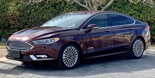 Used 2017 Ford Fusion in Abilene, TX