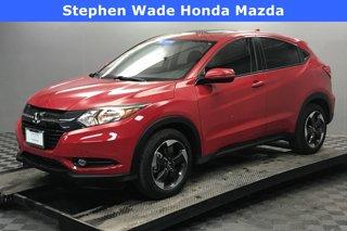 Used 2018 Honda HR-V EX AWD CVT