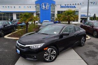 New 2017 Honda Civic Coupe EX-T CVT