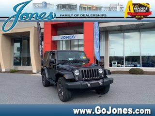 Used 2016 Jeep Wrangler 4WD 2dr Freedom