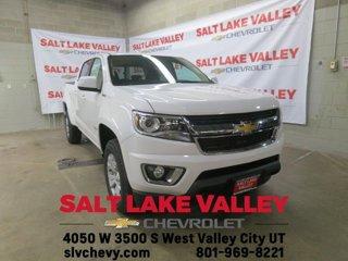 New 2020 Chevrolet Colorado 4WD Crew Cab 141 LT