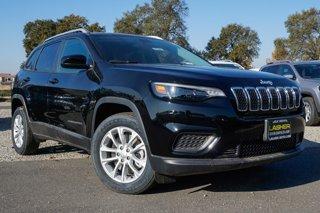 New 2020 Jeep Cherokee Latitude FWD Sport Utility