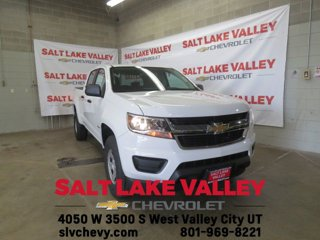 New 2020 Chevrolet Colorado 4WD Crew Cab 141 Work Truck