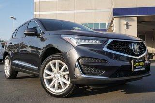 New 2020 Acura RDX FWD Sport Utility