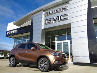 New 2017 Buick Encore FWD 4dr Sport Touring
