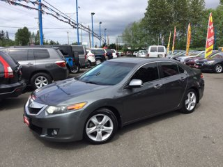 Used 2009 Acura TSX 4dr Sdn Man