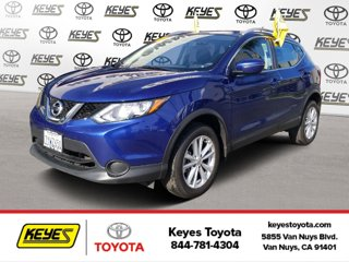 Used 2017 Nissan Rogue Sport FWD SV
