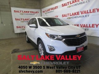 New 2020 Chevrolet Equinox AWD 4dr LT w-1LT